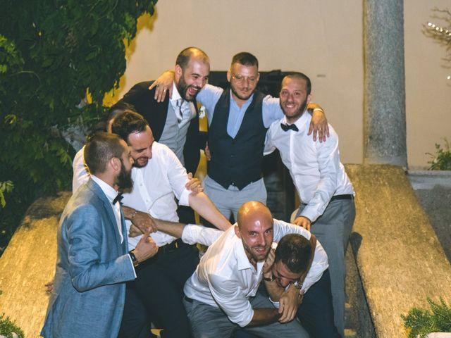 Il matrimonio di Francesco e Alessandra a Milano, Milano 338
