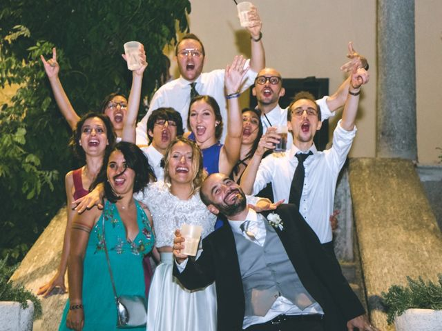 Il matrimonio di Francesco e Alessandra a Milano, Milano 341