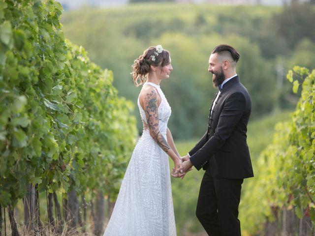 Le nozze di Vanessa e Elia