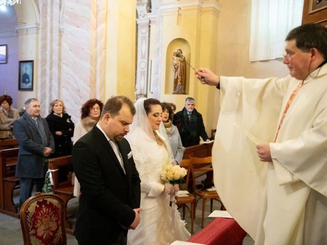 Il matrimonio di Walter e Eleonora a Frassinello Monferrato, Alessandria 34