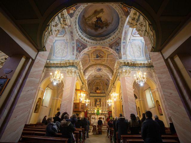 Il matrimonio di Walter e Eleonora a Frassinello Monferrato, Alessandria 43