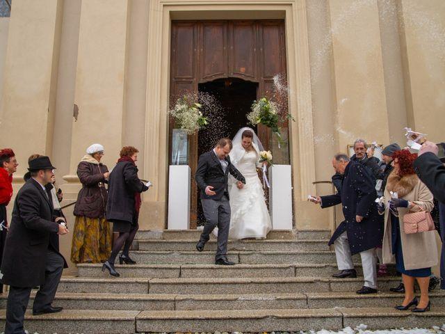 Il matrimonio di Walter e Eleonora a Frassinello Monferrato, Alessandria 45