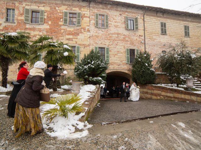 Il matrimonio di Walter e Eleonora a Frassinello Monferrato, Alessandria 47