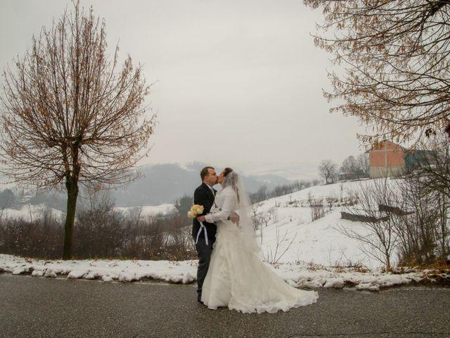 Le nozze di Eleonora e Walter