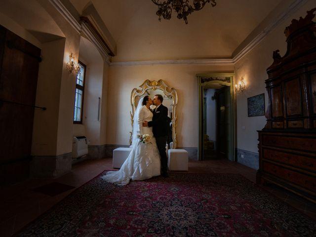 Il matrimonio di Walter e Eleonora a Frassinello Monferrato, Alessandria 73