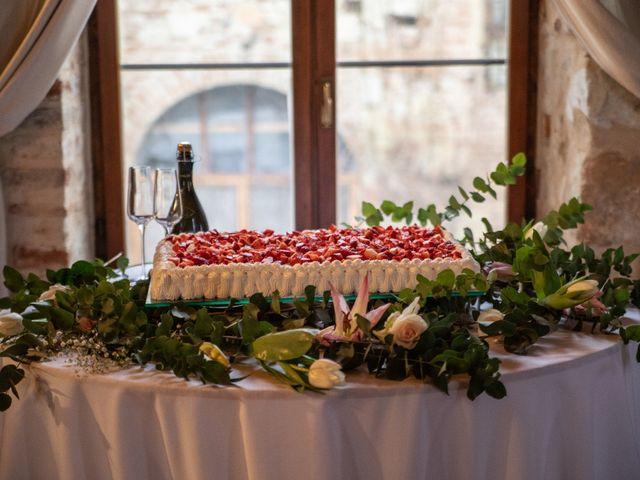 Il matrimonio di Walter e Eleonora a Frassinello Monferrato, Alessandria 82