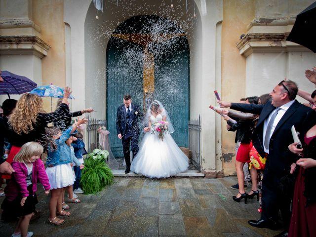 Il matrimonio di Giancarlo e Agnese a Scandiano, Reggio Emilia 13