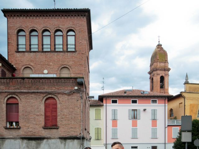 Il matrimonio di Giancarlo e Agnese a Scandiano, Reggio Emilia 16