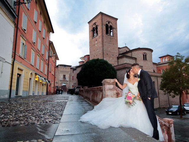 Il matrimonio di Giancarlo e Agnese a Scandiano, Reggio Emilia 18