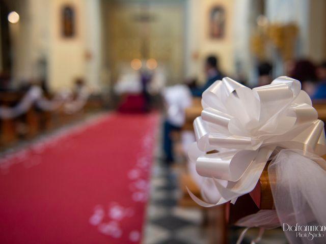 Il matrimonio di Giuseppe e Xenia a Cerreto Guidi, Firenze 10