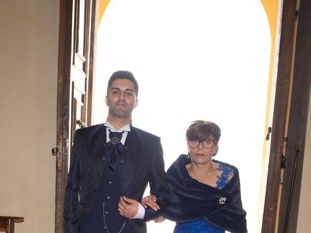 Il matrimonio di Giuseppe e Xenia a Cerreto Guidi, Firenze 11