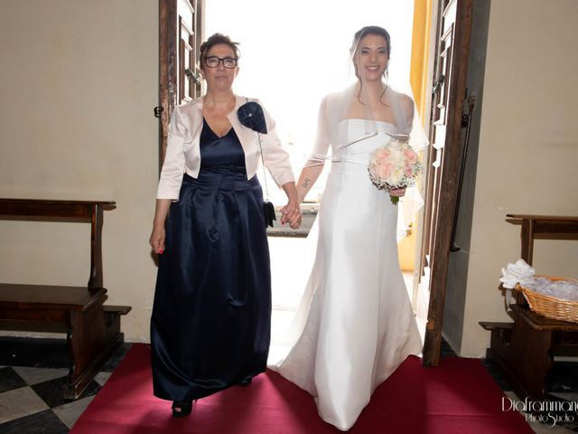 Il matrimonio di Giuseppe e Xenia a Cerreto Guidi, Firenze 12