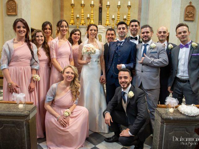 Il matrimonio di Giuseppe e Xenia a Cerreto Guidi, Firenze 18