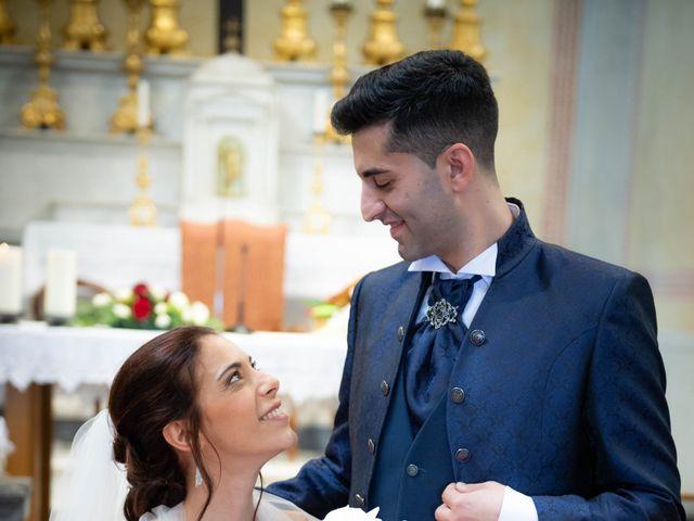 Il matrimonio di Giuseppe e Xenia a Cerreto Guidi, Firenze 19