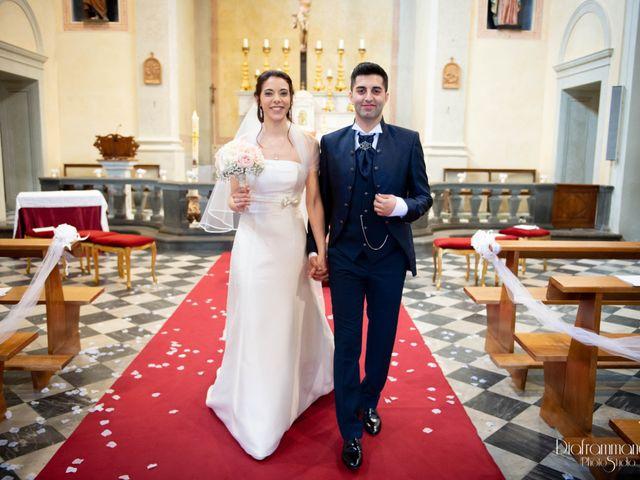 Il matrimonio di Giuseppe e Xenia a Cerreto Guidi, Firenze 20