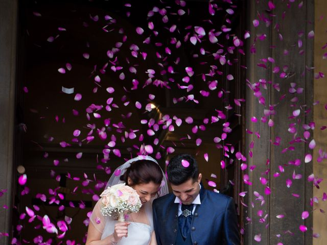 Il matrimonio di Giuseppe e Xenia a Cerreto Guidi, Firenze 1