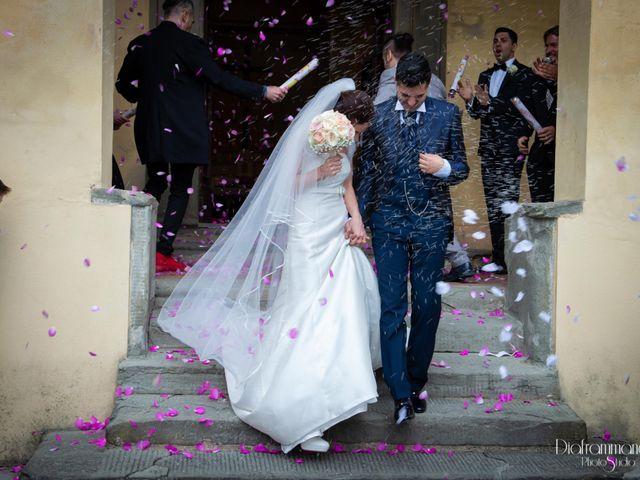 Il matrimonio di Giuseppe e Xenia a Cerreto Guidi, Firenze 22