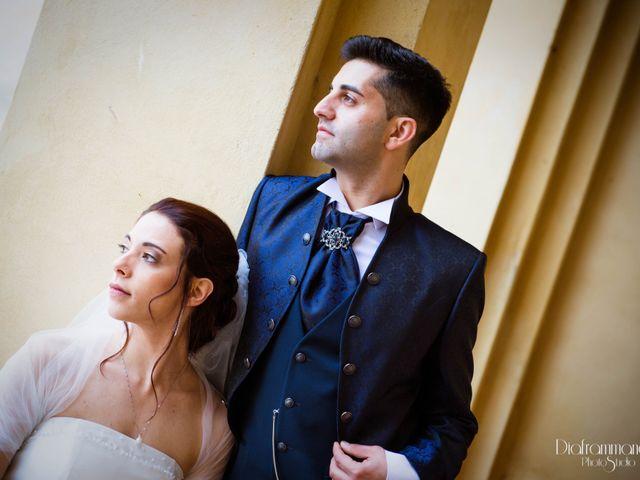 Il matrimonio di Giuseppe e Xenia a Cerreto Guidi, Firenze 25