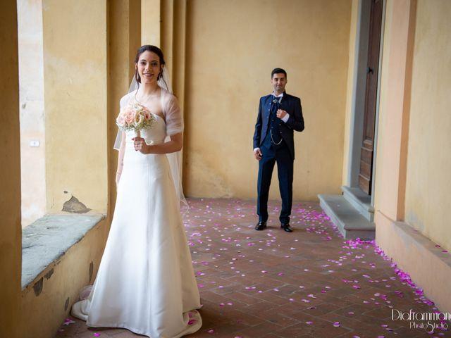 Il matrimonio di Giuseppe e Xenia a Cerreto Guidi, Firenze 27