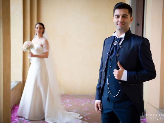Il matrimonio di Giuseppe e Xenia a Cerreto Guidi, Firenze 28