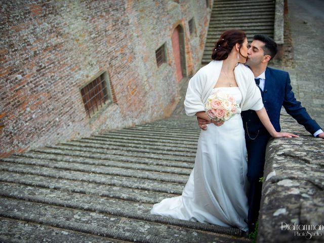 Il matrimonio di Giuseppe e Xenia a Cerreto Guidi, Firenze 29