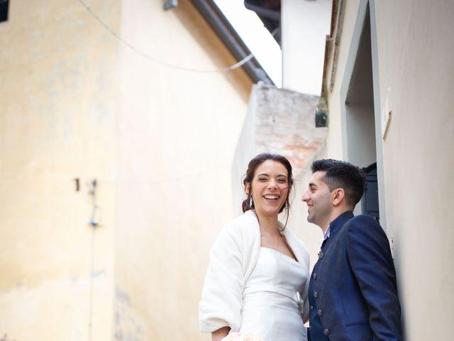 Il matrimonio di Giuseppe e Xenia a Cerreto Guidi, Firenze 30