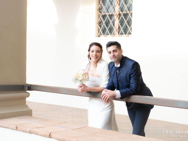 Il matrimonio di Giuseppe e Xenia a Cerreto Guidi, Firenze 31