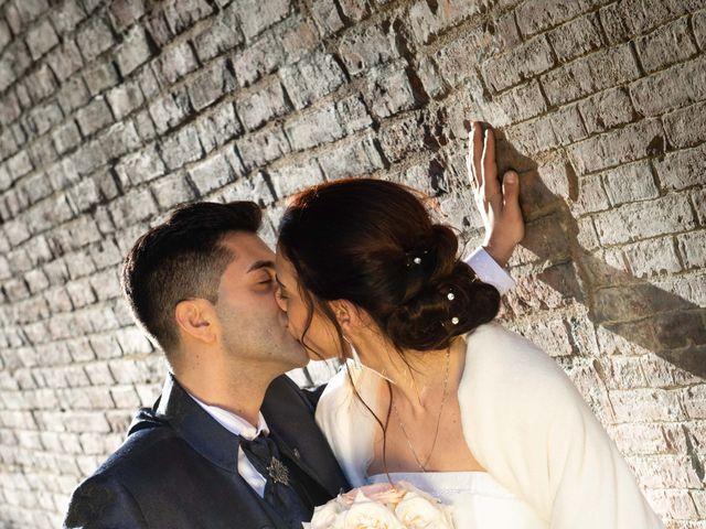 Il matrimonio di Giuseppe e Xenia a Cerreto Guidi, Firenze 2