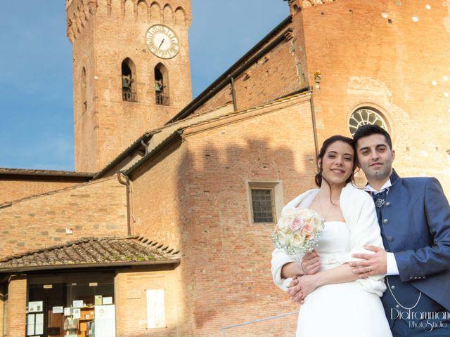 Il matrimonio di Giuseppe e Xenia a Cerreto Guidi, Firenze 32