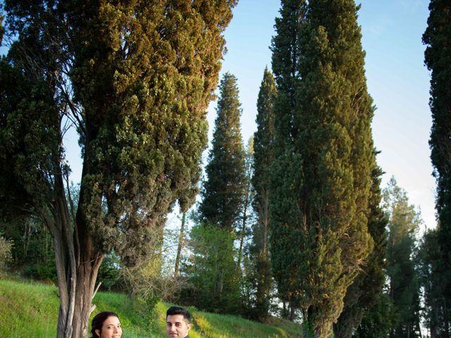 Il matrimonio di Giuseppe e Xenia a Cerreto Guidi, Firenze 33