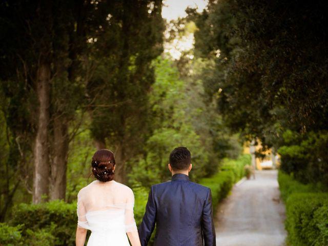 Il matrimonio di Giuseppe e Xenia a Cerreto Guidi, Firenze 34