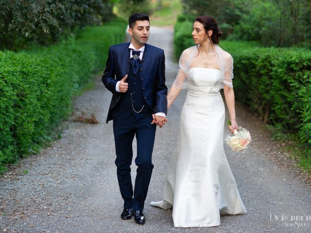 Il matrimonio di Giuseppe e Xenia a Cerreto Guidi, Firenze 35