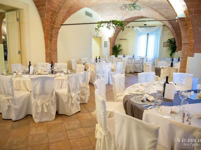 Il matrimonio di Giuseppe e Xenia a Cerreto Guidi, Firenze 36