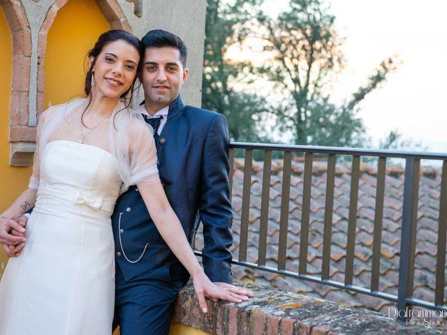 Il matrimonio di Giuseppe e Xenia a Cerreto Guidi, Firenze 39