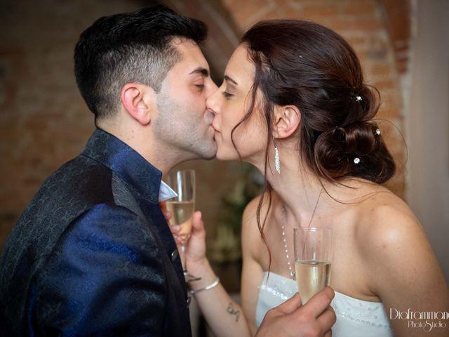 Il matrimonio di Giuseppe e Xenia a Cerreto Guidi, Firenze 43