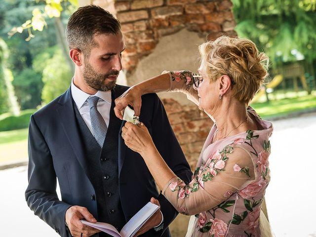 Il matrimonio di Alessandro e Silvia a Campo San Martino, Padova 9