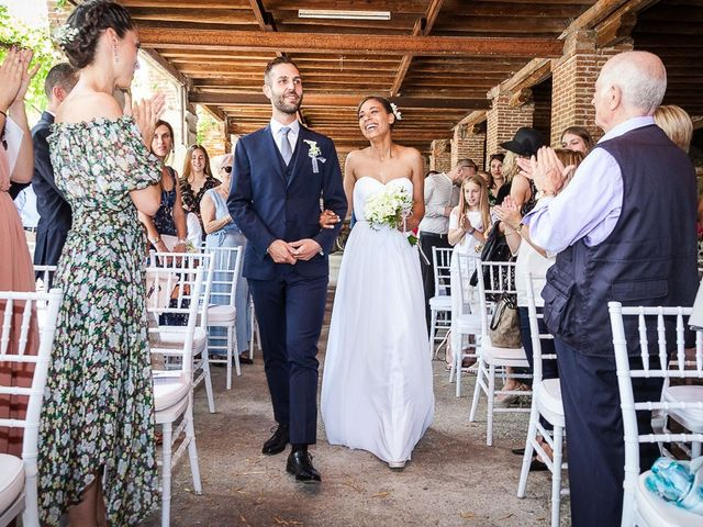 Il matrimonio di Alessandro e Silvia a Campo San Martino, Padova 11