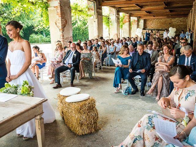 Il matrimonio di Alessandro e Silvia a Campo San Martino, Padova 15