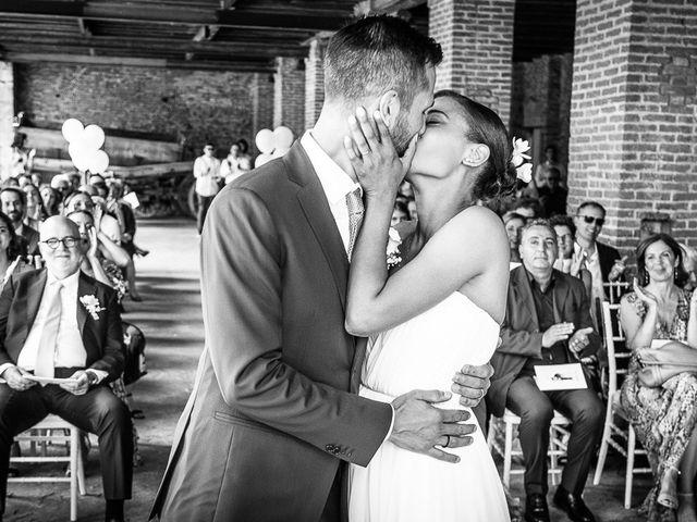 Il matrimonio di Alessandro e Silvia a Campo San Martino, Padova 17