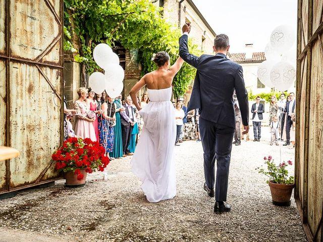 Il matrimonio di Alessandro e Silvia a Campo San Martino, Padova 18