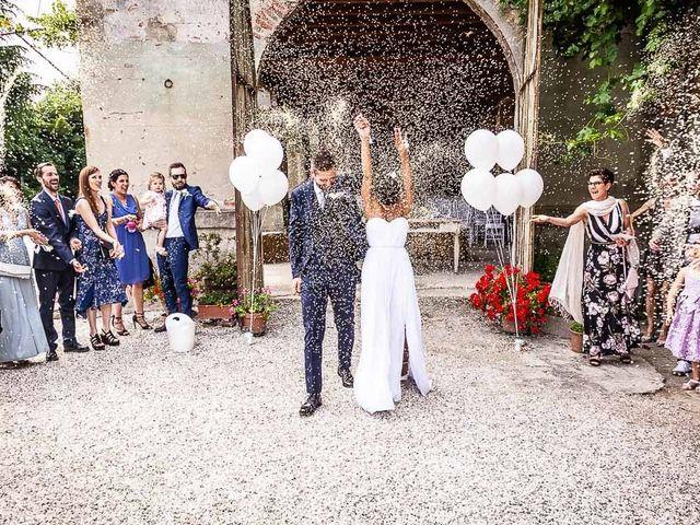 Il matrimonio di Alessandro e Silvia a Campo San Martino, Padova 19