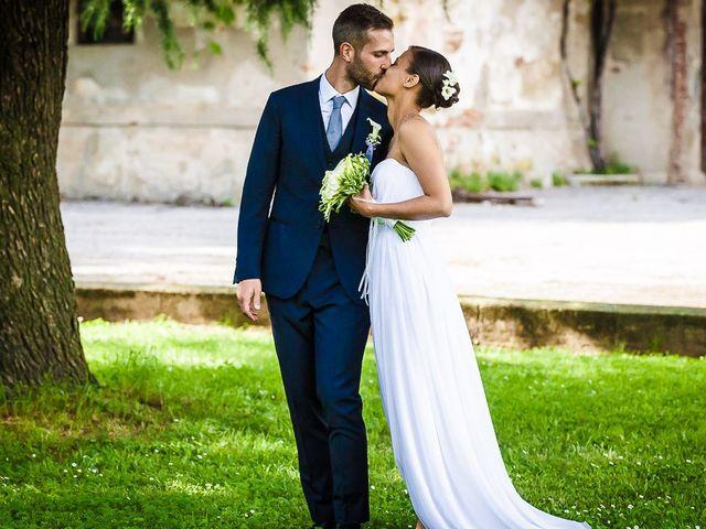 Il matrimonio di Alessandro e Silvia a Campo San Martino, Padova 21