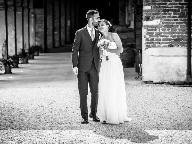 Il matrimonio di Alessandro e Silvia a Campo San Martino, Padova 24