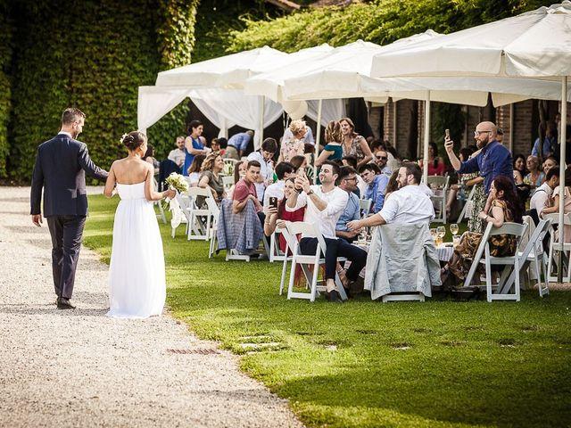 Il matrimonio di Alessandro e Silvia a Campo San Martino, Padova 25