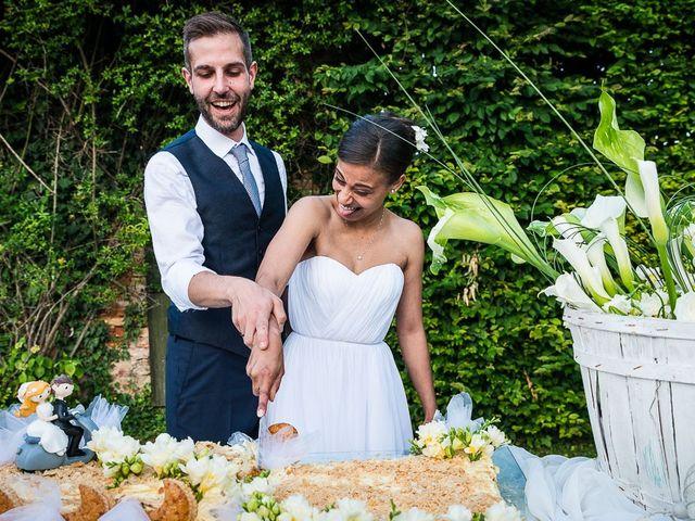 Il matrimonio di Alessandro e Silvia a Campo San Martino, Padova 28