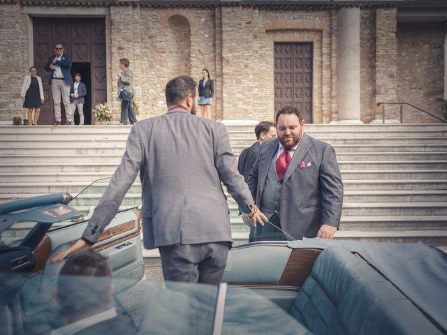 Il matrimonio di Jacopo e Giulia a Volta Mantovana, Mantova 21