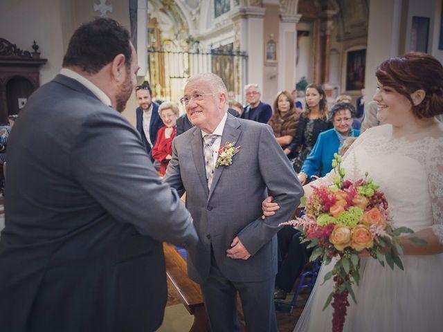 Il matrimonio di Jacopo e Giulia a Volta Mantovana, Mantova 28