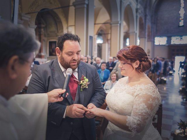 Il matrimonio di Jacopo e Giulia a Volta Mantovana, Mantova 32