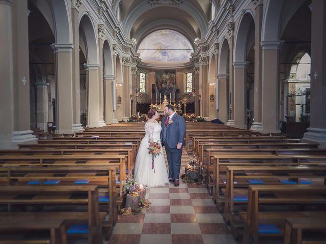 Il matrimonio di Jacopo e Giulia a Volta Mantovana, Mantova 38