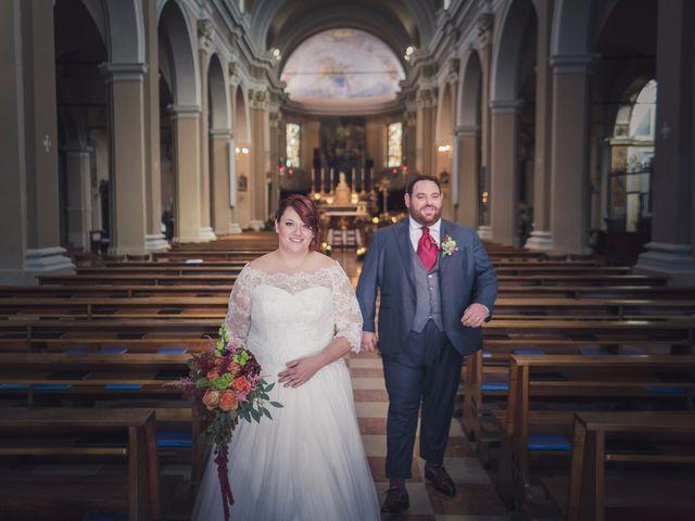 Il matrimonio di Jacopo e Giulia a Volta Mantovana, Mantova 39